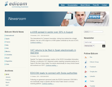 Blog de Edicom Group