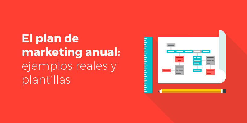 El plan de marketing anual: ejemplos reales y plantillas