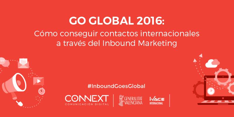 Poniendo al día el Marketing Internacional con Go Global