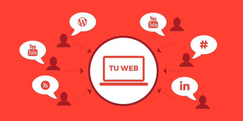 Claves para maximiar el tráfico de tu web