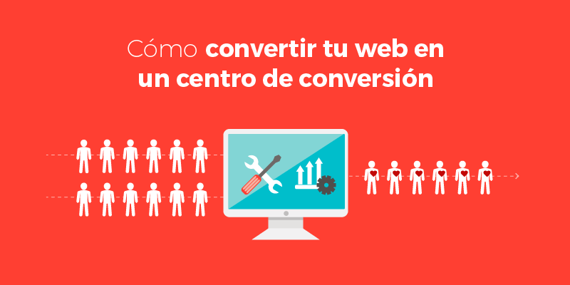 Conversion web