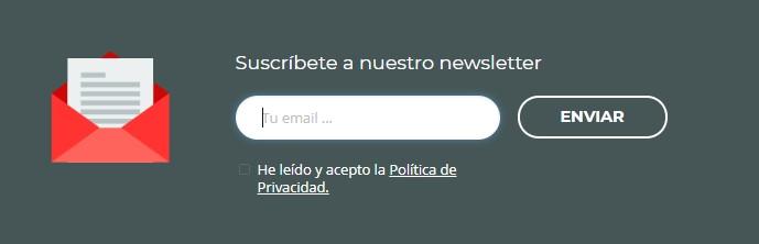 cta - newsletter