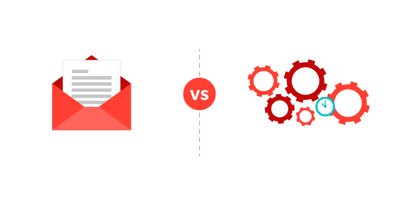 diferencias entre email marketing y marketing automation