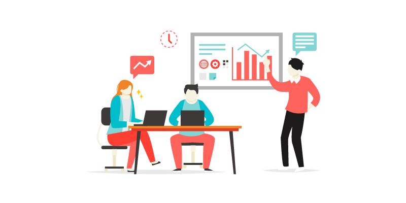 Cómo debería estructurarse un equipo de marketing en el mercado B2B