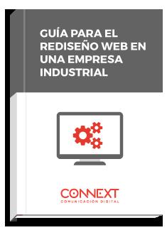 Guía para el rediseño web en una empresa industrial