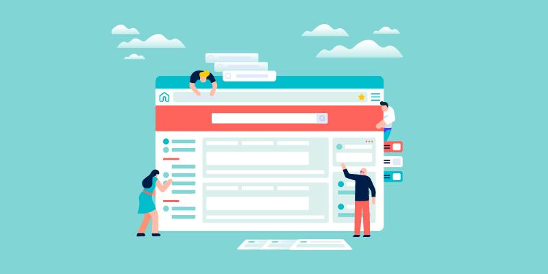 Cómo convertir tu página web en un nuevo comercial