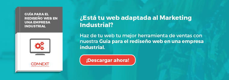 Marketing Industrial Inbound Web